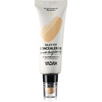 ББ крем+консилер Yadah Silky Fit Concealer BВ Power Brightening