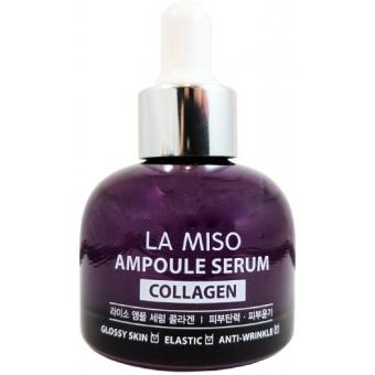 Ампульная сыворотка с коллагеном La Miso Ampoule Serum Collagen