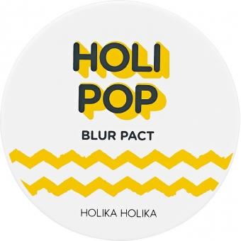 Пудра для лица Holika Holika Holipop Blur Pact