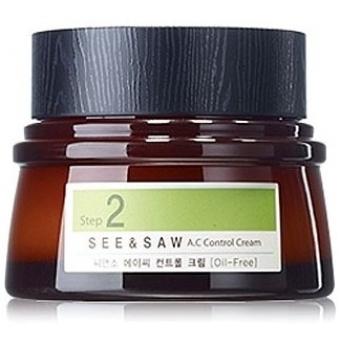 Крем для жирной кожи The Saem See and Saw AC Control Cream