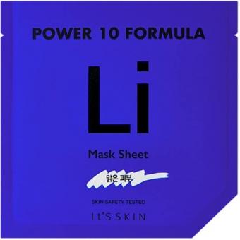 Успокаивающая маска для лица It's Skin Power 10 Formula LI Mask Sheet