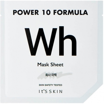 Осветляющая маска для лица It's Skin Power 10 Formula Wh Mask Sheet