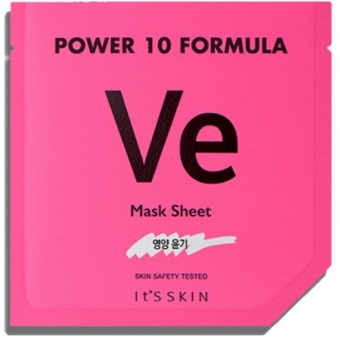 Питательная маска для лица It's Skin Power 10 Formula Ve Mask Sheet