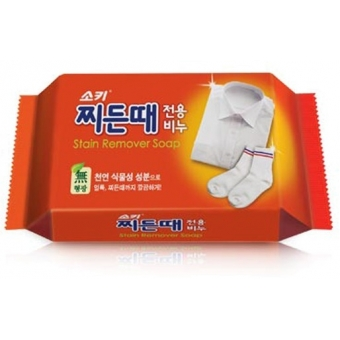Мыло-пятновыводитель Mukunghwa Sokki Laundry Soap for Tough Stains