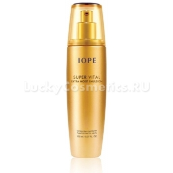 Iope super vital extra moist emulsion