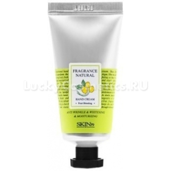 Фруктовый крем для рук Skin79 Fragnance Natural Hand Cream