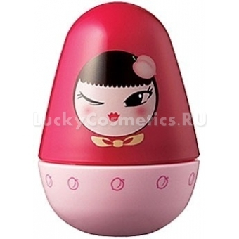 Персиковый бальзам для рук The Saem Mom's Nagging Mini Doll Peach Multi-Balm