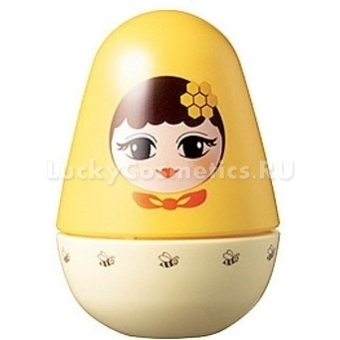 Медовый бальзам для рук The Saem Mom's Nagging Mini Doll Honey Multi-Balm