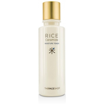 Увлажняющий тонер The Face Shop Rice & Ceramide Moisturizing Toner