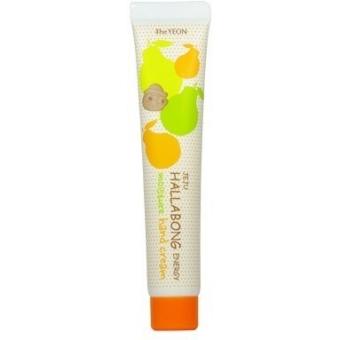Увлажняющий крем для рук с мандариновым экстрактом The Yeon Jeju Hallabong Energy Moisture Hand Cream