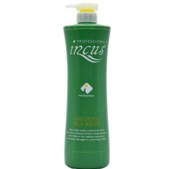 Бальзам для волос с шелком Incus Chlovita Silk Rinse