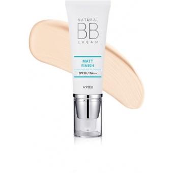 Матирующий ББ-крем A'Pieu Natural Matt Finish BB Cream