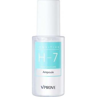 Ампульная сыворотка для чувствительной кожи Vprove Sensitive H-7 Moist Daily Care Ampoule
