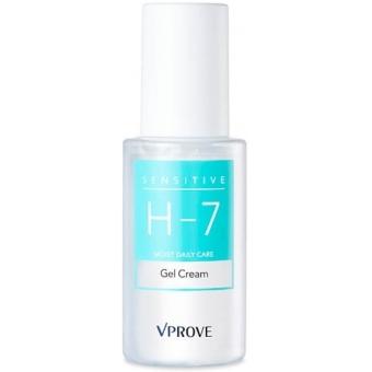 Гель-крем для чувствительной кожи Vprove Sensitive H-7 Moist Daily Care Gel Cream