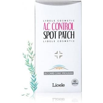 Патчи для проблемных участков кожи Lioele AC Control Spot Patch Set