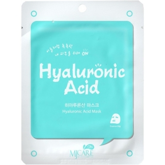 Гиалуроновая маска для увлажнения Mijin Cosmetics Mj Care Hyaluronic Acid Mask