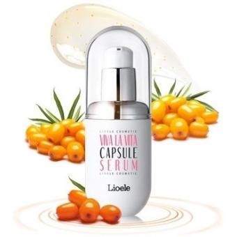 Омолаживающая подтягивающая сыворотка Lioele Viva La Vita Capsule Serum