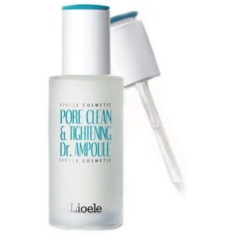 Сыворотка поросужающая Lioele Pore Clean & Tightening Dr. Ampoule Pore Control