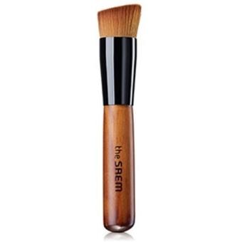 Базовая кисть для макияжа The Saem 15° Foundation Brush