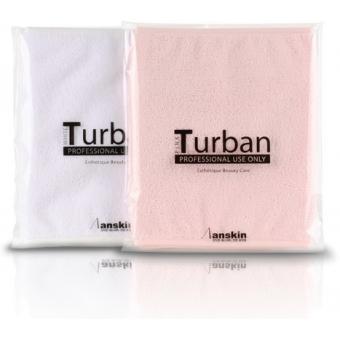 Повязка для волос-тюрбан Anskin Turban (Pink)