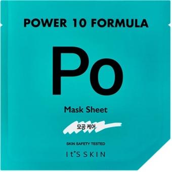 Маска от расширенных пор It's Skin Power 10 Formula Po Mask Sheet