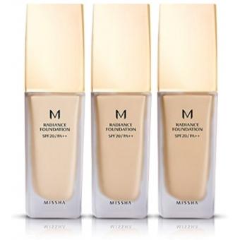 Увлажняющий тональный крем Missha M Signature Radiance Foundation
