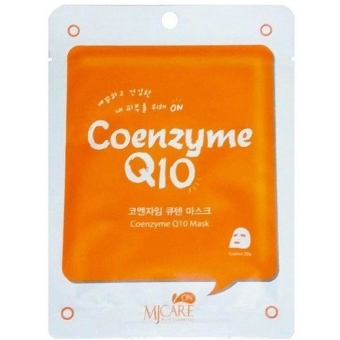 Омолаживающая маска с Q10 Mijin Cosmetics MJ CARE Coenzyme Q10 Mask