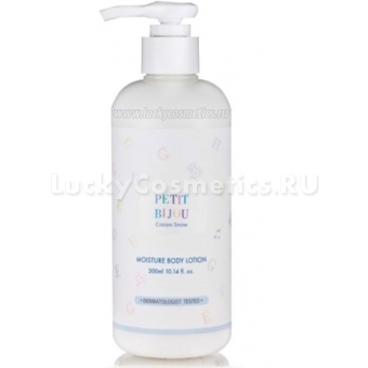 Увлажняющий лосьон для тела Etude House Petit bijou cotton snow moisture body lotion