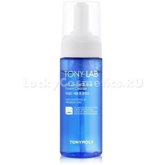 Кислородная пенка для умывания Tony Moly Tony Lab AC Control Bubble Foam Cleanser
