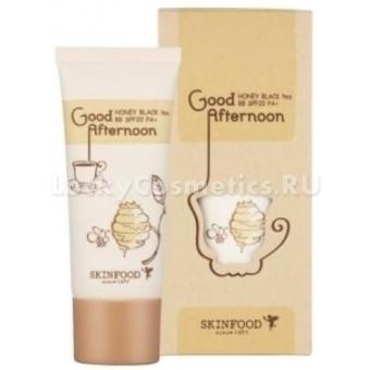 ББ крем с медом и черным чаем Skinfood Good Afternoon Honey Black Tea BB SPF20/PA+
