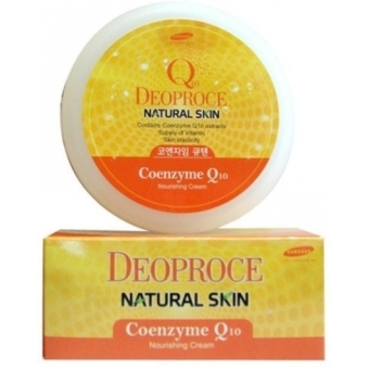 Крем для лица и тела Deoproce Natural Skin Nourishing Cream