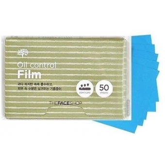 Матирующие салфетки The Face Shop Daily Beauty Tools 3M Oil Control Film