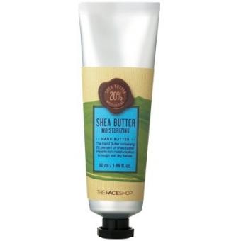 Увлажняющий крем-масло ши The Face Shop Moisturizing Hand Butter