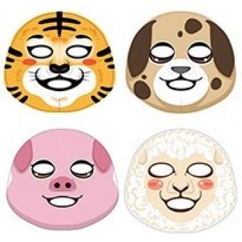 Маска-персонаж для лица The Face Shop Mask Character