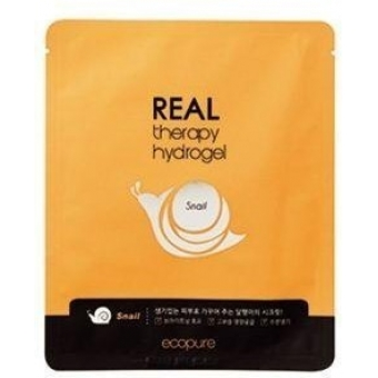 Маска гидрогелевая Ecopure Real Therapy Hydrogel Mask