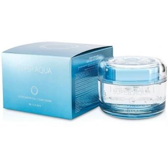 Интенсивный крем для увлажнения Missha Super Aqua Waterfull Ultra Clear Cream