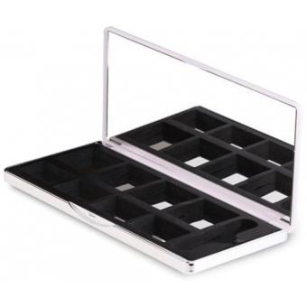 Кейс с зеркалом и отделениями для теней Missha The Style Multi Eye Shadow Case