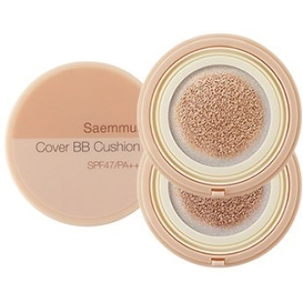 Кушон The Saem Saemmul Cover BB Cushion