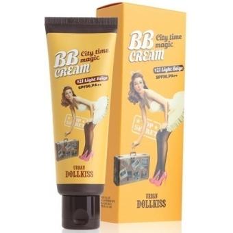BB крем многофункционального действия Baviphat Urban Dollkiss City Time Magic BB Cream