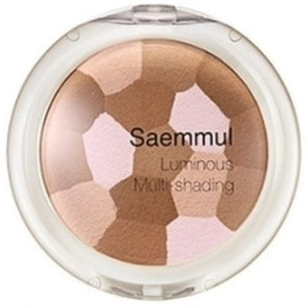 Пудра-бронзатор для лица The Saem Saemmul Luminous Multi Shading