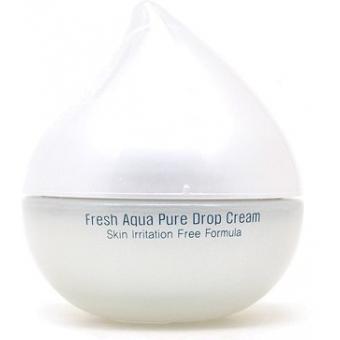 Омолаживающий крем Tony Moly Fresh Aqua Pure Drop Cream2