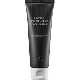 Пенка для мужской кожи The Skin House Homme Innofect Control Foam Cleanser