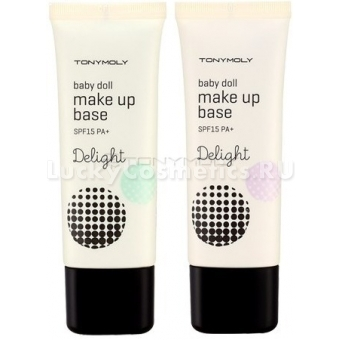 База под макияж Tony Moly Delight Baby Doll Base 01