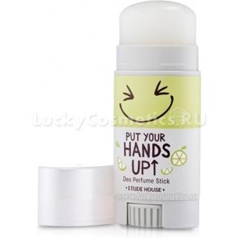 Дезодорант в форме стика Etude House Hands up Deo care Stick