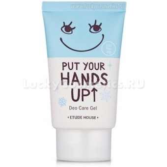 Дезодорант-гель Etude House Hands up Deo care gel