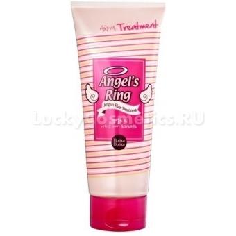 Лечащая маска для волос с аргановым маслом Holika Holika Angel's ring Argan Hair Treatment