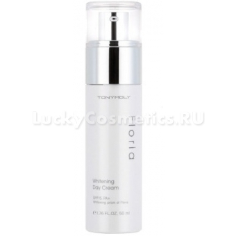 Осветляющий дневной крем Tony Moly Floria Whitening Day Cream SPF15 PA++ 50ml