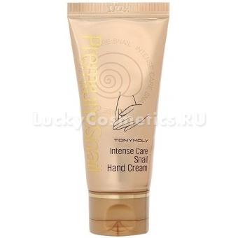 Крем для рук с улиточной слизью Tony Moly Intense Care Snail Hand Cream