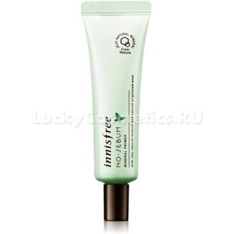 Минеральный праймер для жирной кожи Innisfree No-Sebum Mineral Primer