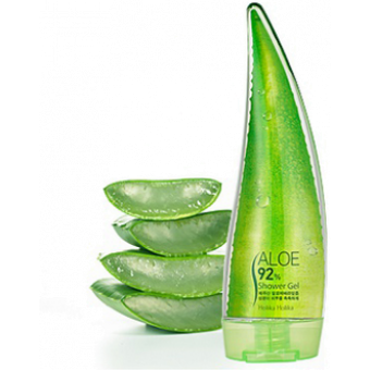 Гель для душа с 92% алоэ Holika Holika Aloe 92% Shower Gel